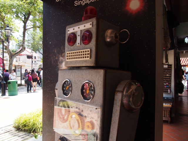 拡大を続けるロボット市場