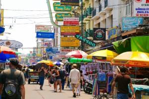 中東の観光客がタイに増えつつある!?注目が集まるタイ。